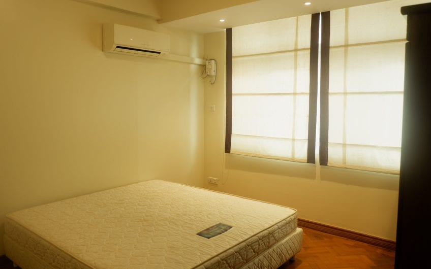 Two-Bedroom Condo in Kyimyindaing