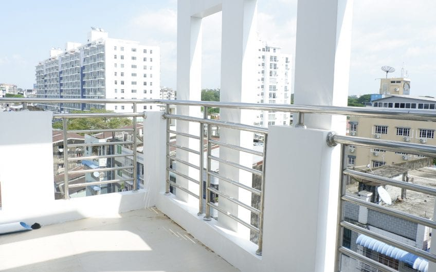One-Bedroom Penthouse in Sanchaung