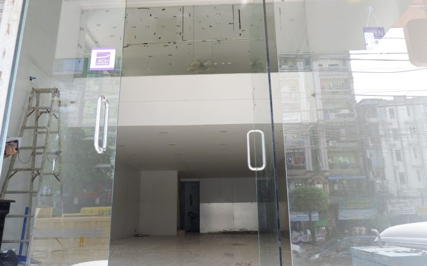 Shop & Office To Rent in Sanchaung