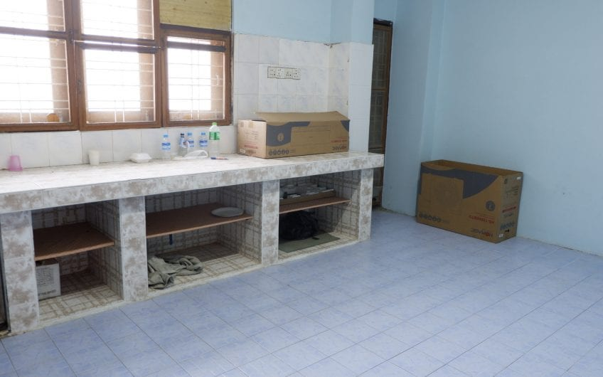 Unfurnished Two-Bedroom in Sanchaung