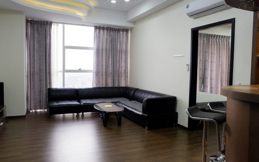 Two-Bedroom Condo in Sanchaung