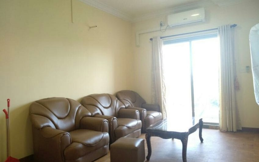 Two-Bedroom Condo in Hlaing