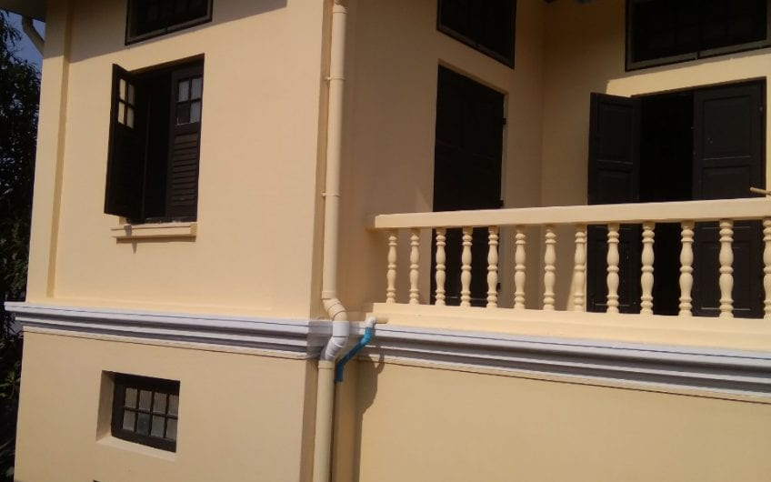 Colonial Building in Insein