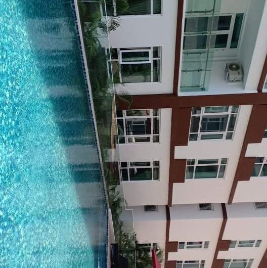 Three-bedroom Condo near Inya Lake