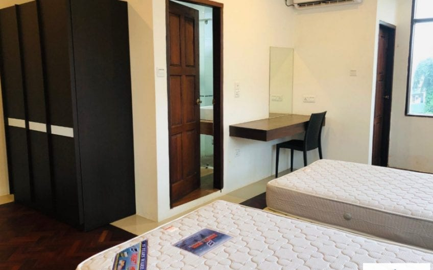 Two-Bedroom Serviced Apartment in South Okkalapa