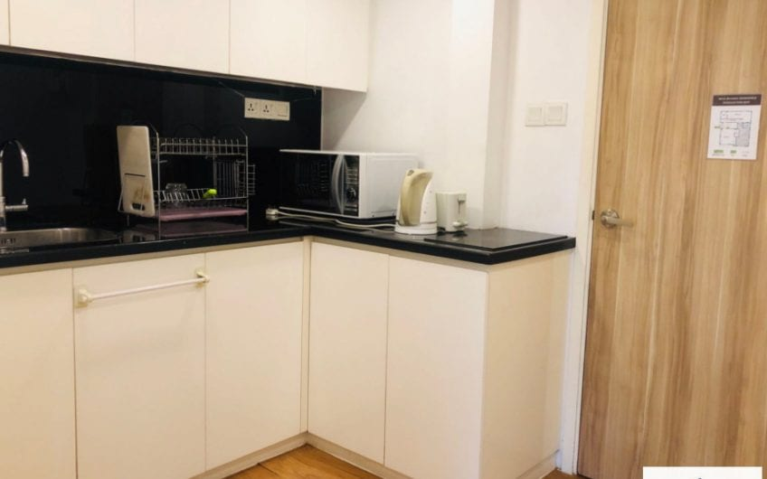 Studio Serviced Apartment in Golden Valley