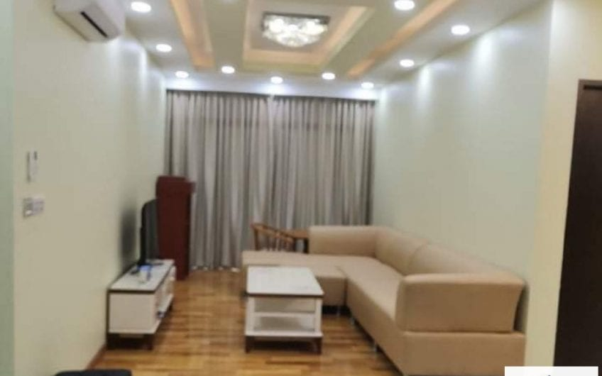 Two-Bedroom Condo in Sanchaung Garden