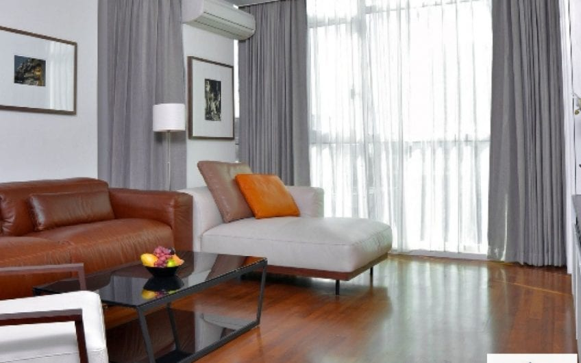 Two-Bedroom Serviced Apartment in Sanchaung